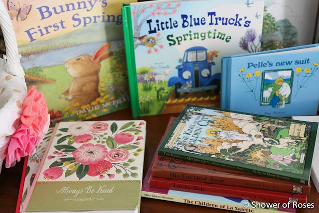 little blue trucks springtime