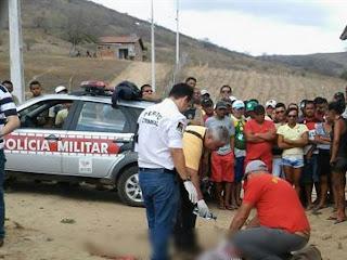Garoto suspeito de matar mãe espancada é assassinado a pedradas na Paraíba