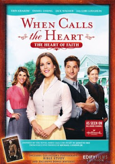 When Calls The Heart: The Heart Of Faith cover