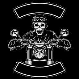 logo harley davidson skull