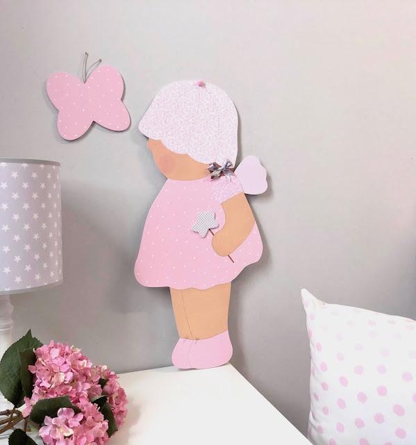 Siluetas para decoración infantil