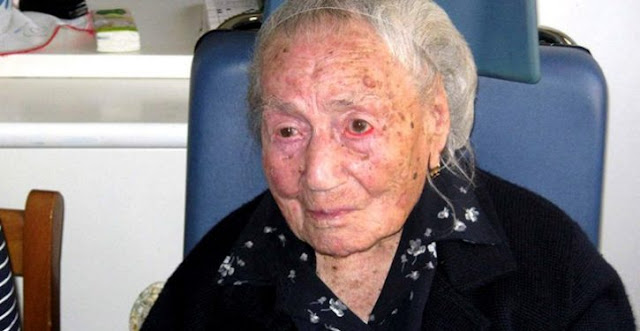 This 116-year-old Granny Says The Secret Of Her Longevity Is Chocolate