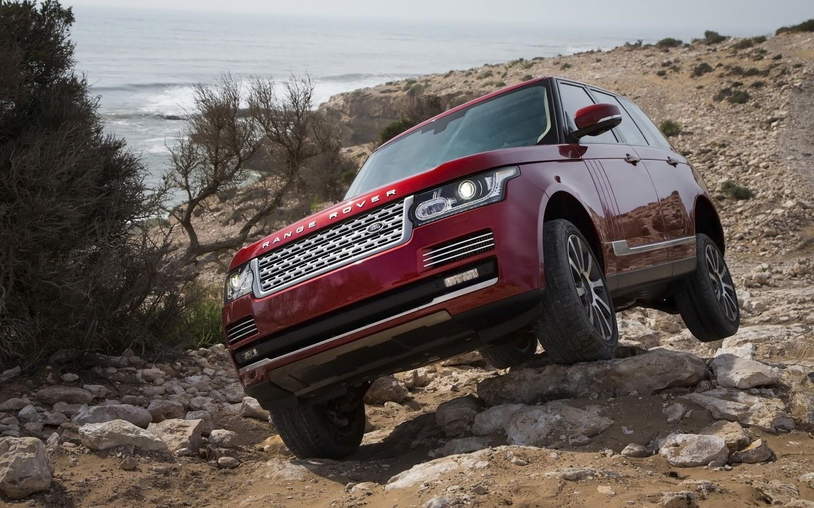 Range Rover Car Wallpapers