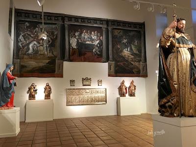 Monasterio Sancti Spiritus Toro Museo