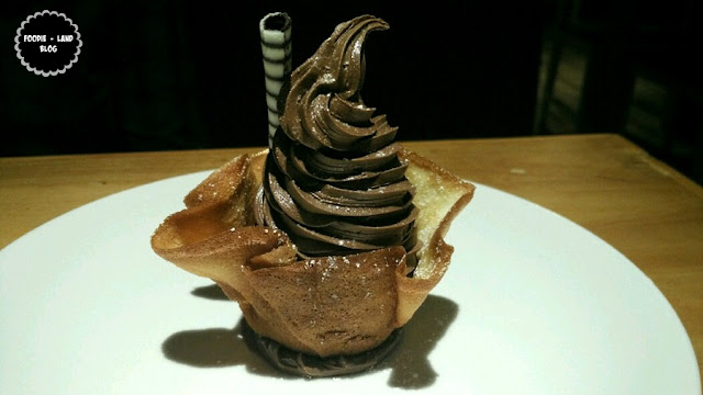 Kahlua Mousse @ Ministry of Pizza | Koramangala | Bangalore