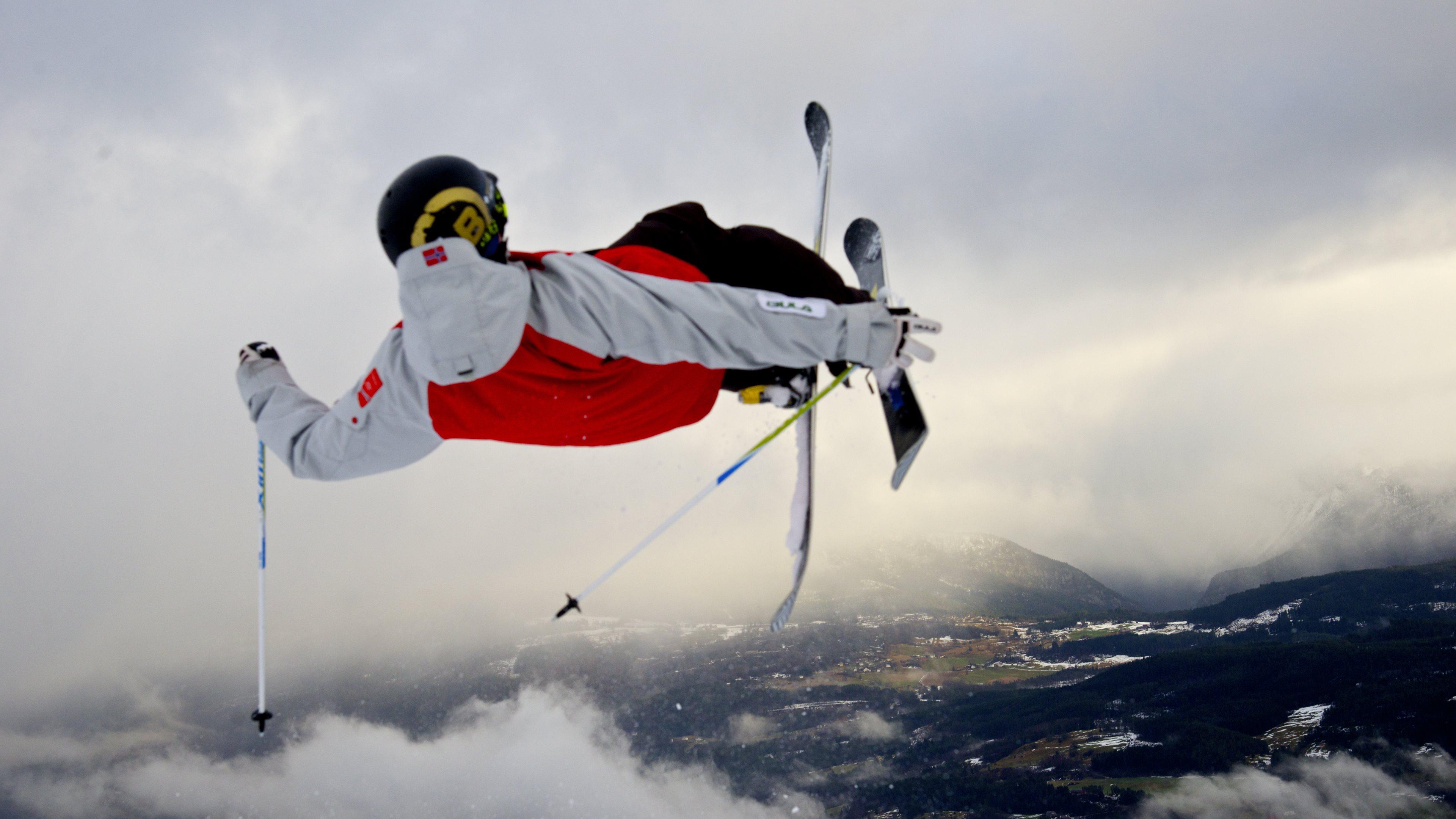 freestyle skiing wallpaper - photo #2