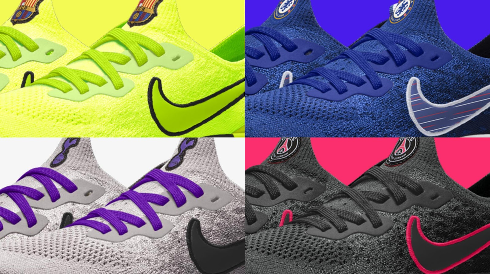 56ff7f8d4f469 Nike Epic React Club Editions Buy now. Official Nike online store -  shipping worldwide