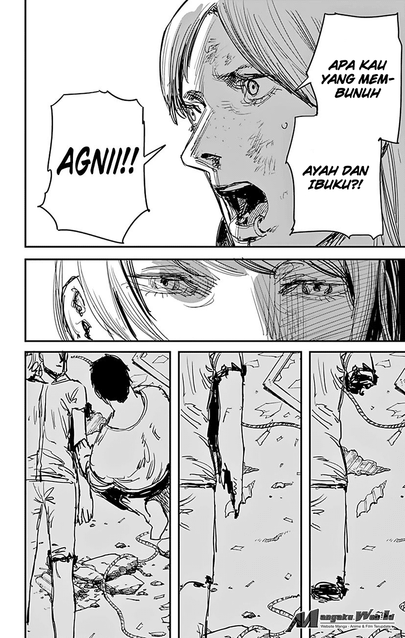 Fire Punch Chapter 67-12
