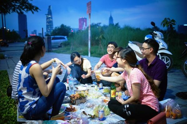 Năm địa điểm vui chơi Sài Gòn cho tiệc nướng ngoài trời