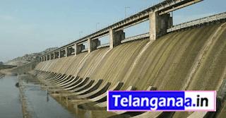 Koilsagar Dam in Telangana