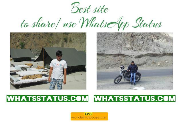World's Showcase - Whatsstatus