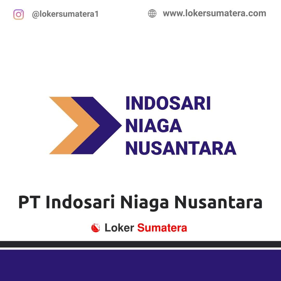 Lowongan Kerja Jambi: PT Indosari Niaga Nusantara Agustus 2020
