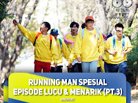 Running Man Spesial Episode Lucu & Menarik (Part 3)