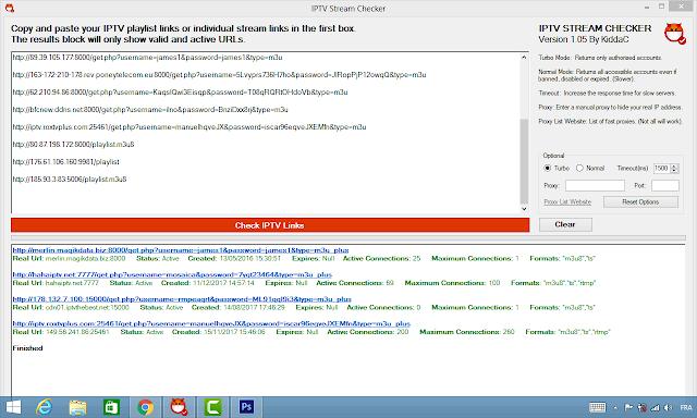 موقع جديد يسرب الاف سيرفرات iptv المدفوعة مدتها سنة كاملة !