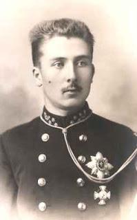 Prince Baudouin de Belgique