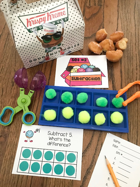 Fun and easy ideas for math small groups Kindergarten and 1st grade