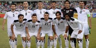 منتخب العراق يتقدم مركزين في تصنيف الفيفا