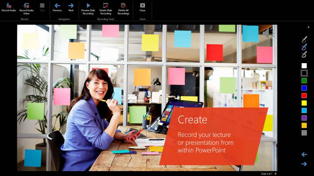 Membuat Presentasi Office Mix