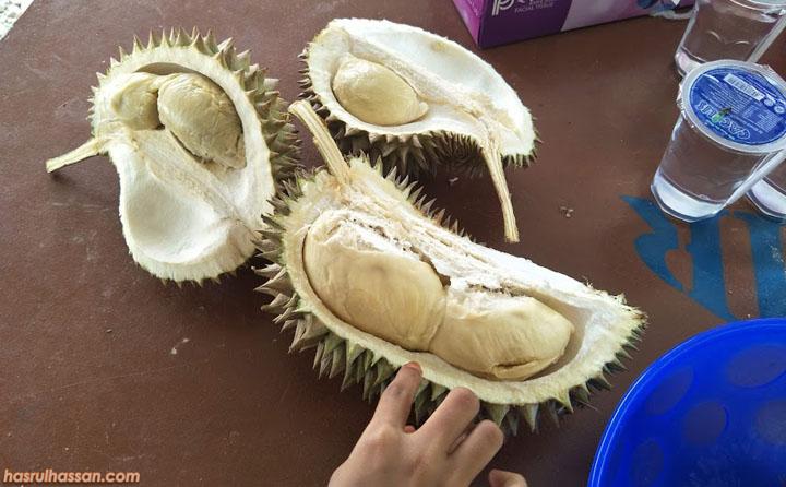 Durian Relau