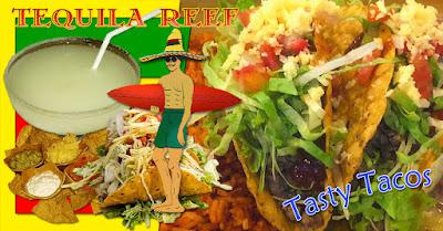 Tequila Reef Cantina - Pattaya, Thailand