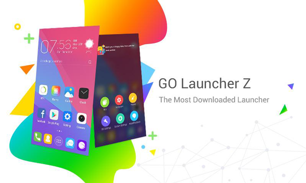 Go Launcher for Android - Free Theme and Wallpaper