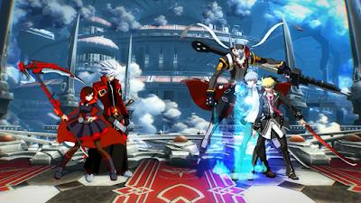 harga dari game fighting blazblue cross tag battle yang cukup mahal