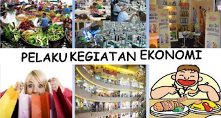 Pengertian Ekonomi dan Fungsi Para Pelaku Ekonomi