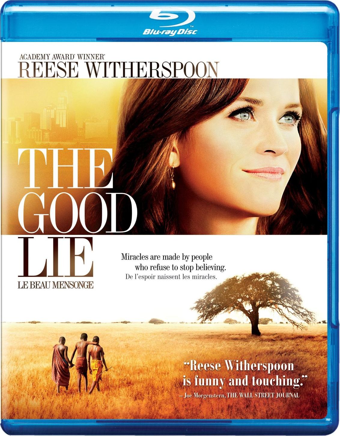 Una Buena Mentira (2014) 1080p BD25