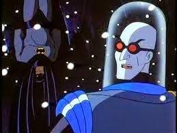 Batman e Mr Freeze Abaixo de Zero