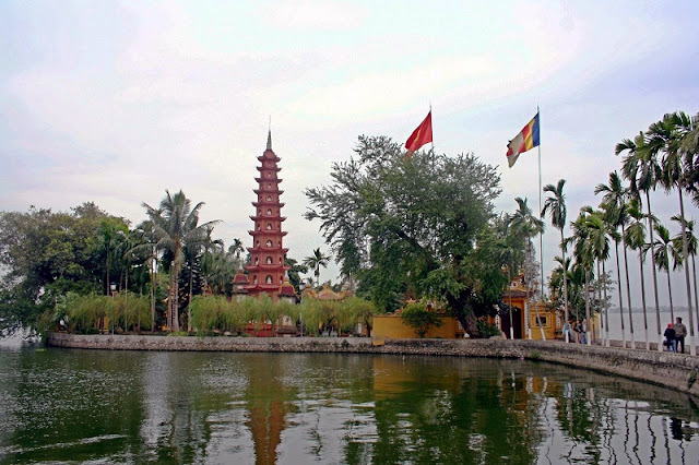 Top 5 places to visit in Hanoi during Tet holiday 2