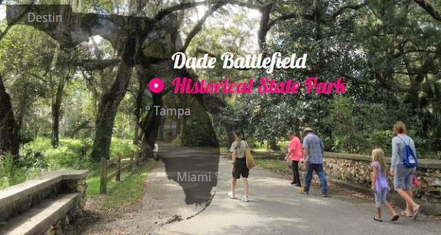 Dade Battlefield Historic State Park, Florida USA