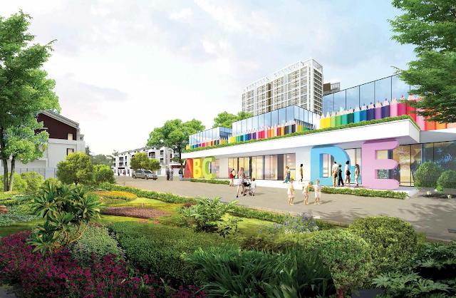 Trường mầm non dự án Louis City