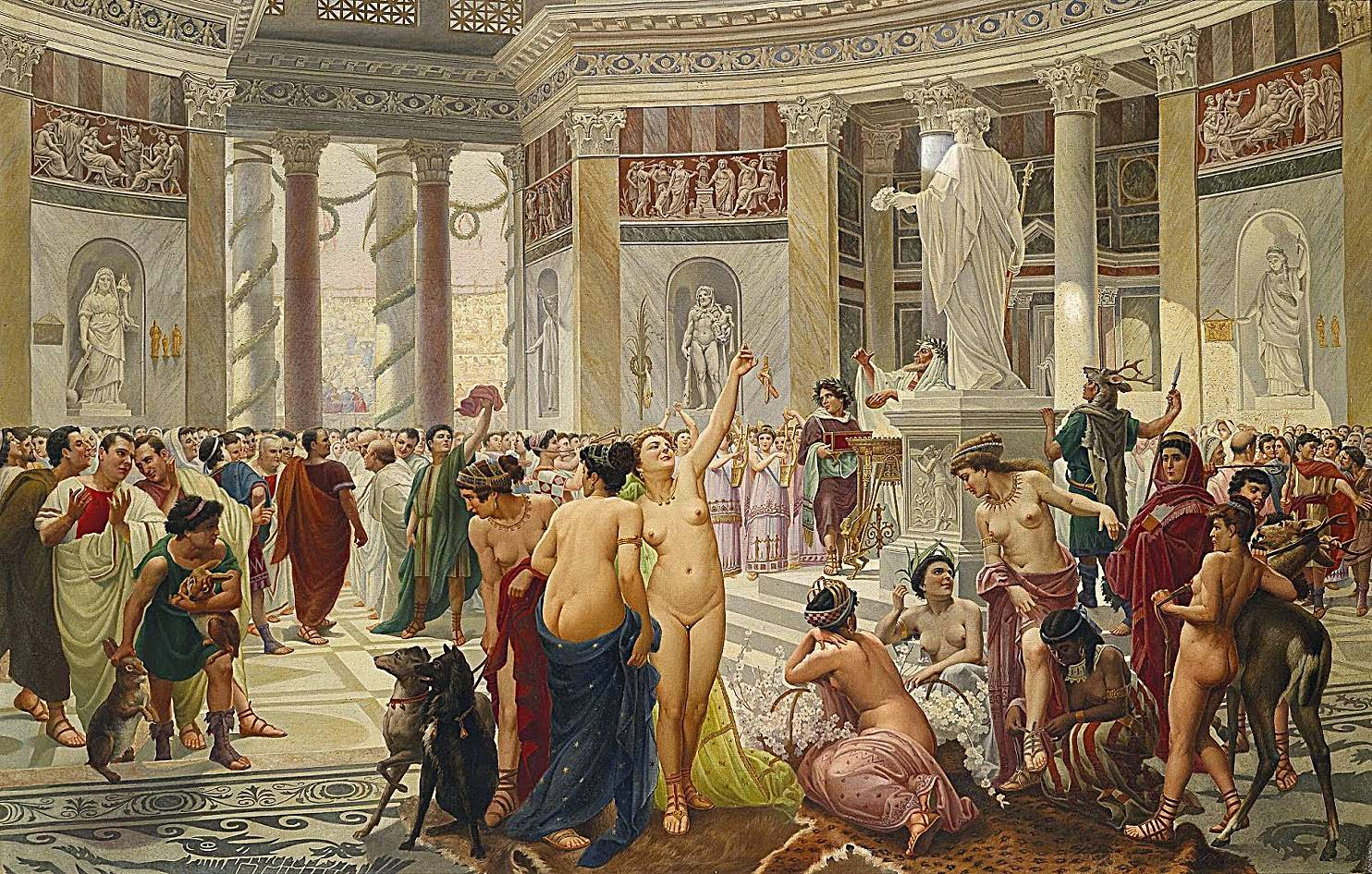 prostitutas imperio romano prostitutas indignadas