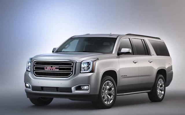 2017 GMC Yukon Price, Specifications and Powertrain