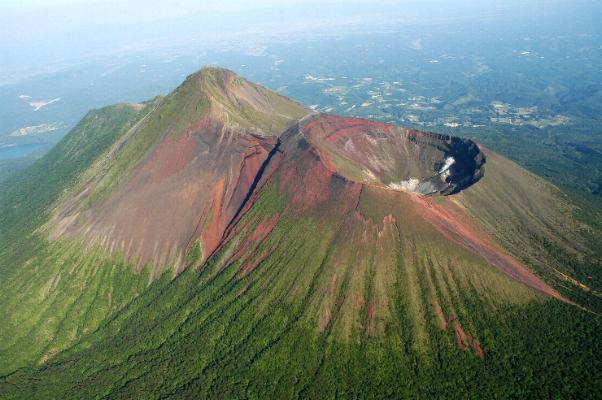 volcan kirishima
