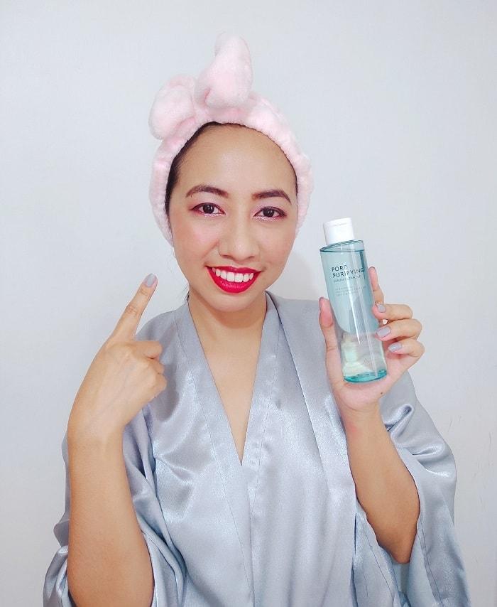 Althea Korea Pore Purifying Serum Cleanser