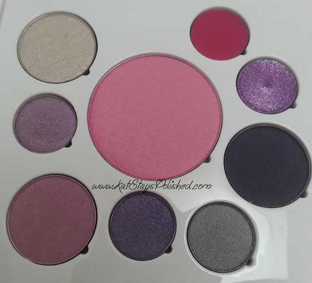em michelle phan - The Life Palette- Party Life - Midnight Dance