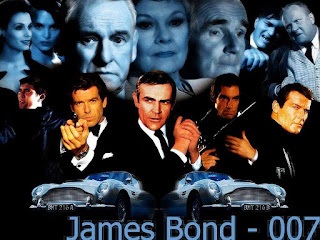Most Attractive James Bond actors