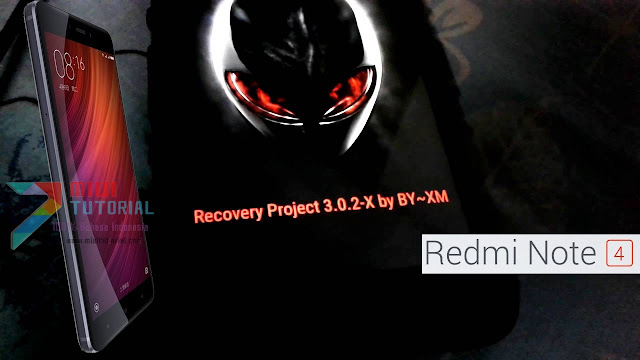 Xiaomi Redmi Note 4 Tetap Bisa Update OTA Miui 8 Sekalipun Sudah Terpasang Custom TWRP? Coba TWRP ZCX Berikut Ini