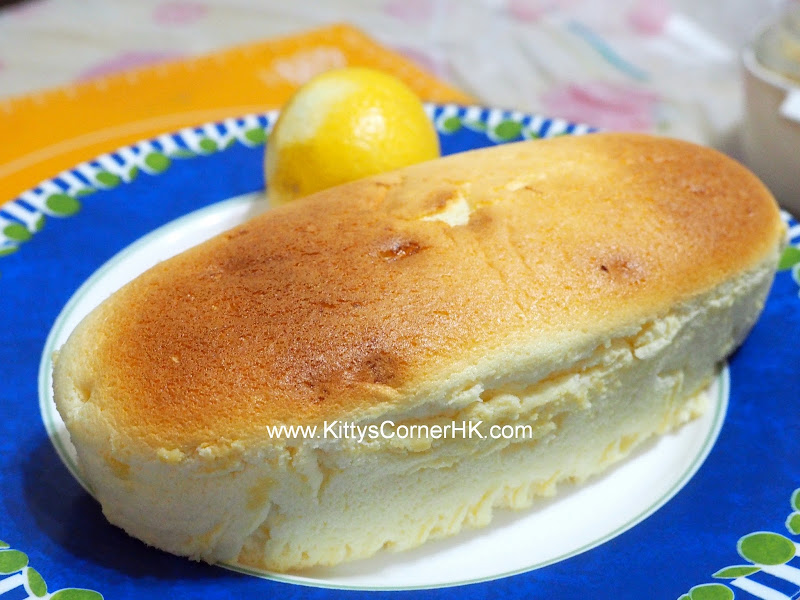 Lemon Cheese Cake DIY recipe 檸檬芝士蛋糕 自家烘焙食譜
