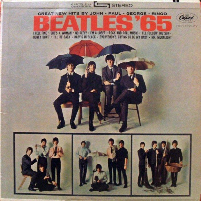 Vinyl Exam Beatles 65 The Beatles
