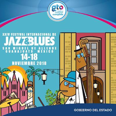 festival de jazz san miguel de allende 2018