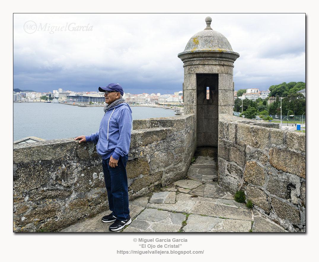 Castillo de San Antón, A Coruña.