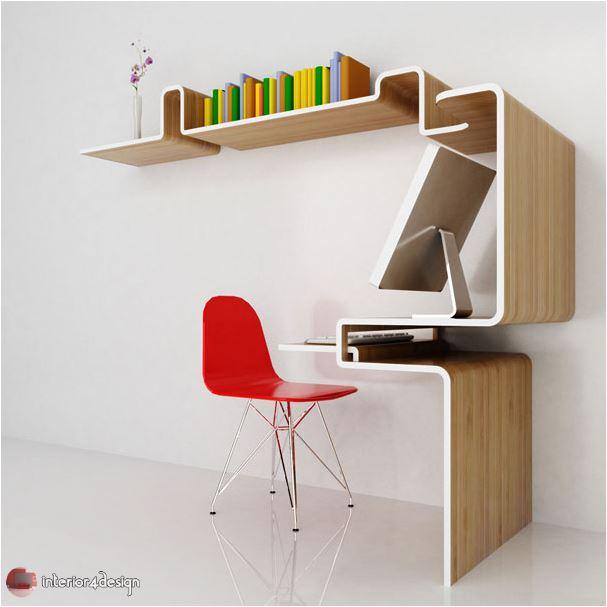 70 Best Bookshelf Designs 23