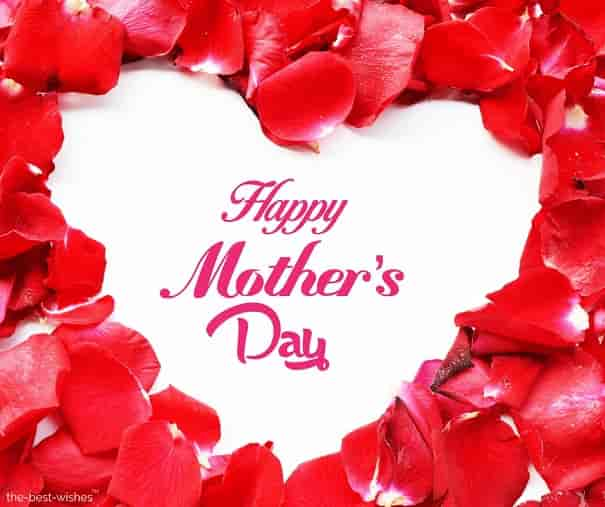 Happy mother's day flowers Image