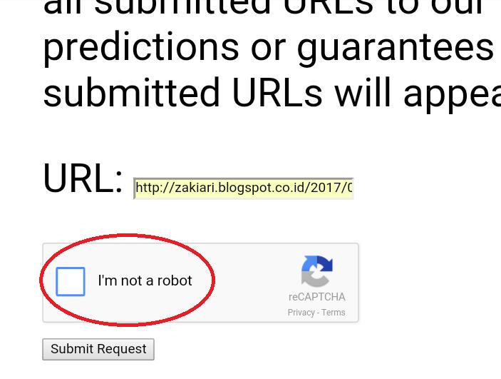 Cara Submit URL Artikel Ke Bing Dan Google Webmaster