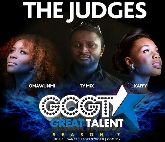 gcgt 2017 auditions abuja venue