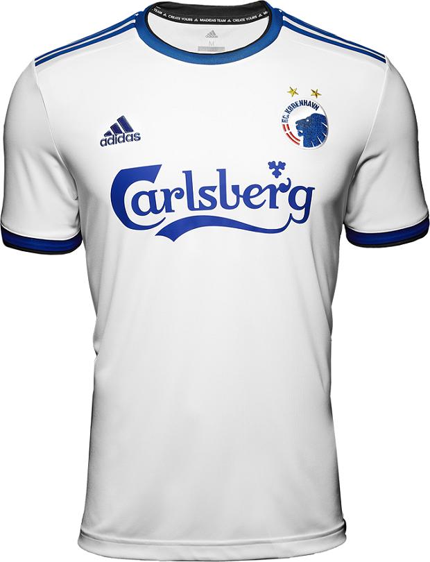 6ee4aaa977 Adidas lança as novas camisas do FC Copenhagen - Show de Camisas
