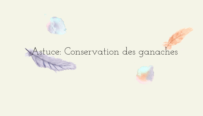 http://www.watercolorcake.fr/2016/05/conservation-des-garnitures.html