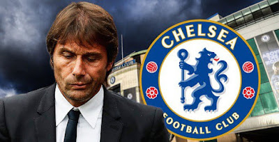 Chelsea sacks Head Coach, Antonio Conte